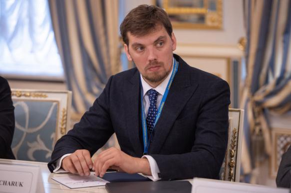 Премьер-министр Украины заявил о росте доверия к Киеву