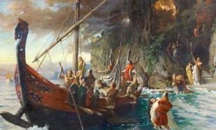 В Норвегии в растаявшем леднике обнаружили 1500-летнюю стрелу викингов