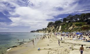В Калифорнии придется закрыть пляжи из-за скопления людей