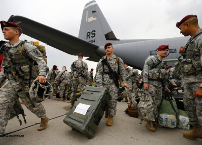 США не просто так уводят солдат из Германии