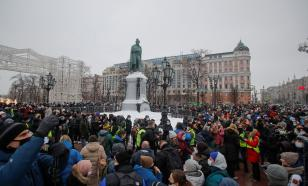Протесты в России срежиссированы цинично, технологично и экономично
