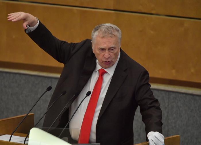 Жириновский призвал изучить пятую колонну