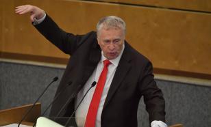 """Жириновский призвал изучить """"пятую колонну"""""""