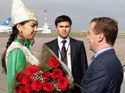 Саммит ШОС открылся в Казахстане