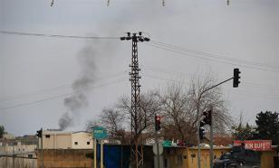 Турецкая артиллерия продолжает обстрелы сирийских курдов
