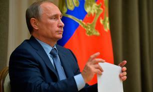 Путин в Госдуме: Пять важных тезисов - и не только для депутатов