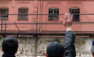 В американской тюрьме вспыхнули беспорядки