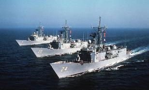 США продадут Украине плавучий металлолом для войны с Россией