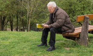 Пожилые: как выжить без внимания государства