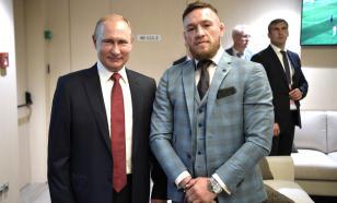 Макгрегор рассказал о подарке Путину и его личной охране