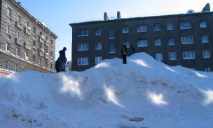 В Нижегородской области мальчик замерз в сугробе