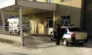 """Жительница Улан-Удэ избила медиков """"скорой"""" за """"неправильное поведение"""""""