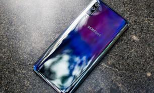 Samsung Galaxy A50 стал самым популярным смартфоном в России