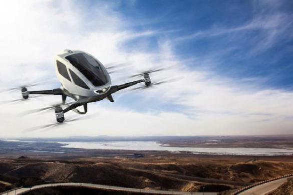 Эксперт: беспилотное летающее такси - это утопия