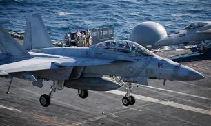 США нанесли несколько авиаударов в Сирии