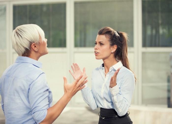 Как успокоиться после конфликта на работе