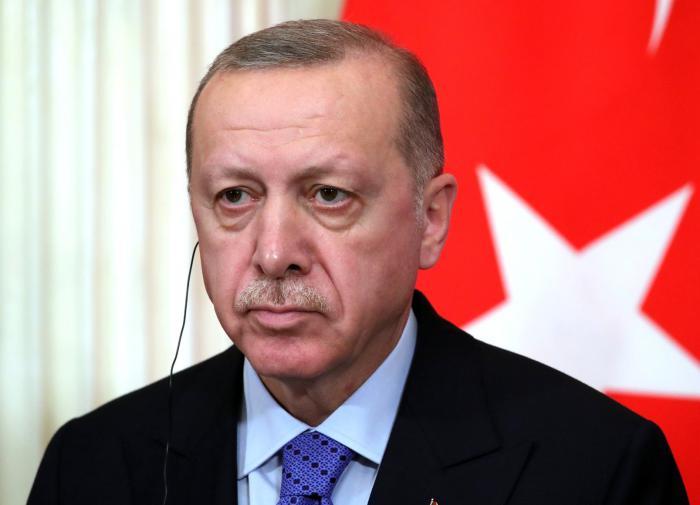 Эрдоган: Палестина - это кровоточащая рана человечества