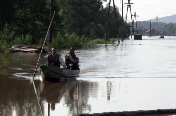 Паводок в Иркутской области унес жизни трех человек
