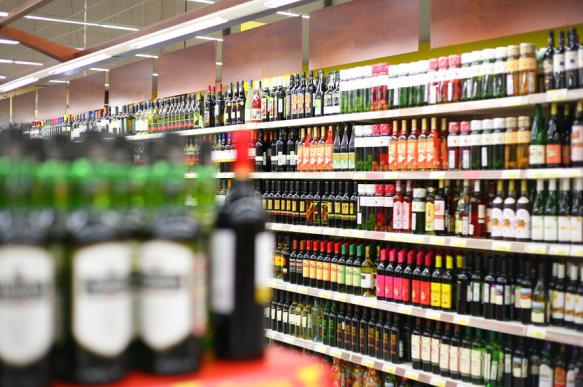 Поднять допустимый возраст продажи алкоголя могут уже в 2019 году