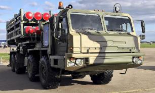 """Минобороны получило первый комплект ЗРС С-350 """"Витязь"""""""