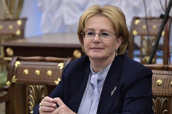 Вероника Скворцова покинет Минздрав