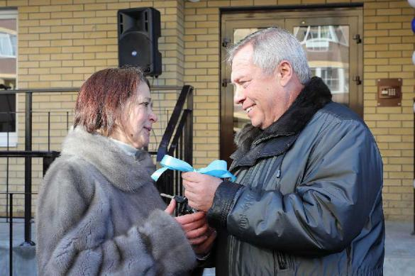 Ростовская область решит вопрос с обманутыми дольщиками в 2021 году