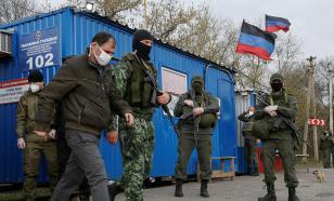 В ДНР впервые за восемь дней нарушили режим тишины