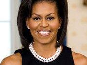 Мишель Обама неожиданно прилетела на Гаити