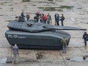 PL-01 - танк нового поколения или пиар-проект?