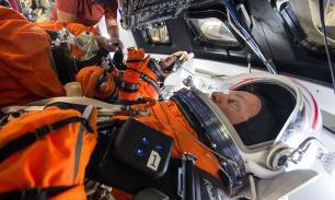 NASA провело испытание скафандров для полетов в глубинный космос
