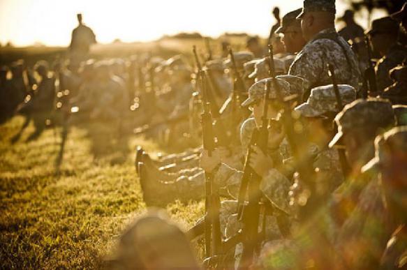 120 тыс. американских солдат отправятся на Ближний Восток