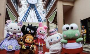 """На """"Острове Мечты"""" создадут зону Hello Kitty с кафе и аттракционом"""
