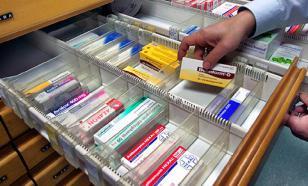 В Минздраве не исключили дефицита лекарств в России