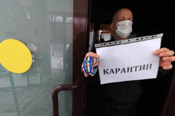 Пандемия COVID-19: ждут ли россиян карантины и патрули?
