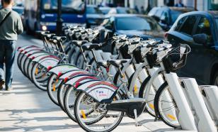 Московские велосипеды арендовали 1,3 миллиона раз за месяц