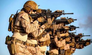 """Американские войска """"на взводе"""" - готовы отражать удары Ирана"""