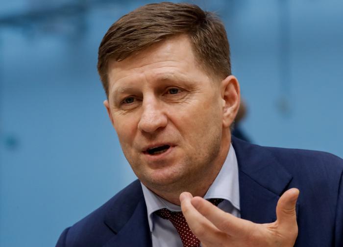 Жириновский рассказал, за что посадили Фургала