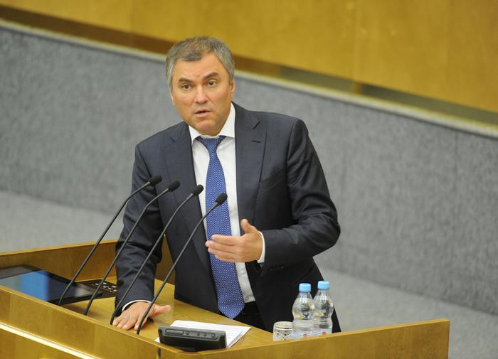 """Володин рассказал про """"лжесправки"""" о вакцинации и """"шустрых бизнесменов"""""""