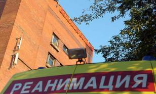 Семь человек попали в больницу из-за пожара на химкомбинате в Ростовской области