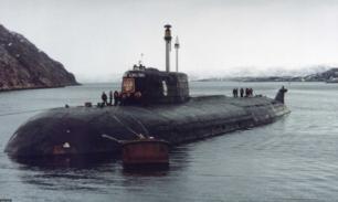 """""""Курск"""" перепугал весь флот НАТО"""