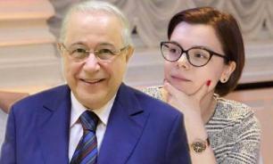 Друг Петросяна назвал его молодую супругу Несмеяной