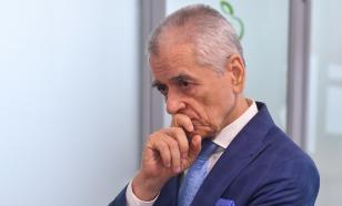 Онищенко напомнил о важности правильного ношения медицинских масок