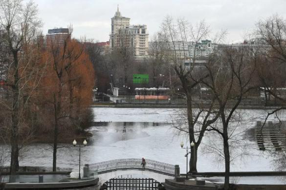 К Москве приближается холодный фронт