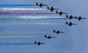 Военные летчики к параду Победы готовы