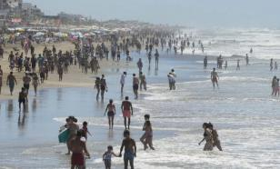 Отдыхающих в Сочи предупредили об ухудшении погоды