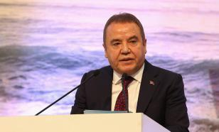 Мэр курортного города в Турции подхватил коронавирус
