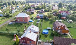 Местным властям разрешат строить детские сады и амбулатории в дачных поселках