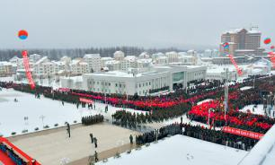 В Северной Корее открыли город-утопию