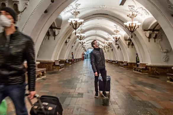 Почти половина новых инфицированных в Москве моложе 45 лет