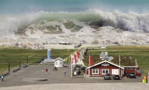 Из-за угрозы цунами в ряде островных стран эвакуируют население